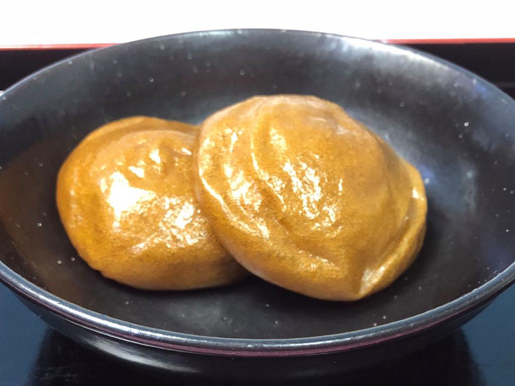 冷凍茶まんじゅう(5個入りパック)